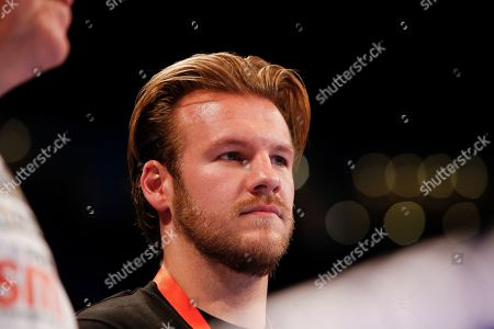 Ben Davidson attending the Josh Warrington Sofiane Takoucht IBF featherweight title fight at First Direct Arena, Leeds