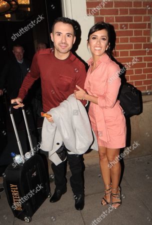 Will Bayley and Janette Manrara