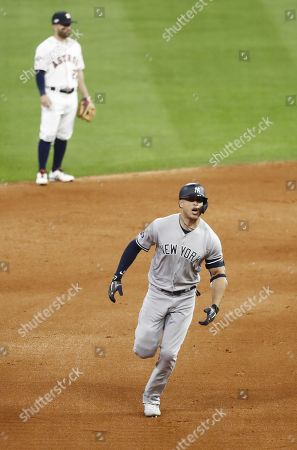 Editorial picture of New York Yankees at Houston Astros, USA - 12 Oct 2019