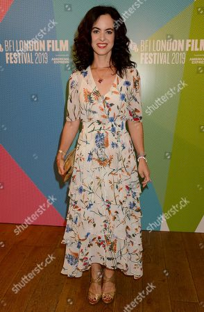 Editorial photo of 'Somebody Up There Likes Me' premiere, BFI London Film Festival, UK - 12 Oct 2019