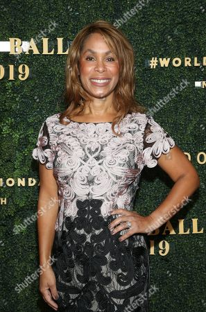 Stock Photo of Channing Dungey