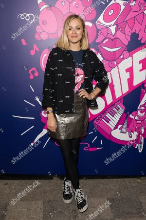 Stock Picture of Fearne Cotton