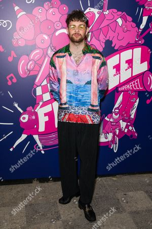 Editorial picture of 'Festifeel' breast cancer charity event, House of Vans, London, UK - 12 Oct 2019