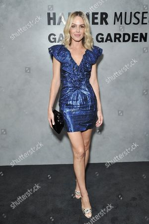 Editorial picture of 17th Annual Hammer Museum Gala in the Garden, Los Angeles, USA - 12 Oct 2019