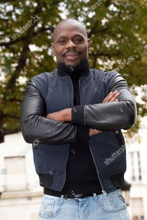 Editorial image of Kery James photoshoot, Paris, France - 03 Oct 2019