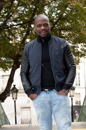 Editorial picture of Kery James photoshoot, Paris, France - 03 Oct 2019