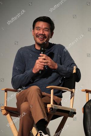 Stock Image of Director Destin Cretton
