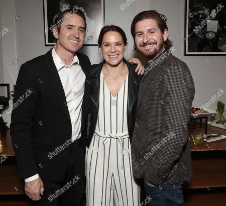 Producer Brian Kavanaugh-Jones, Amazon Studio Co-Head of Movies Julie Rapaport and Producer Christopher Leggett