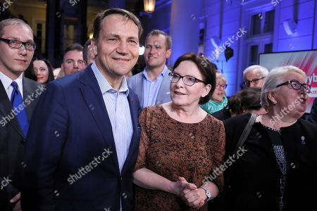 Editorial image of Parliamentary elections in Poland, Warsaw - 13 Oct 2019