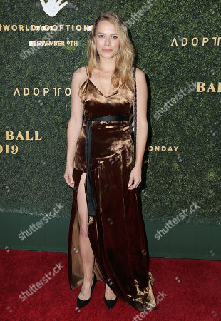 Editorial photo of 5th Annual Baby Ball, Los Angeles, USA - 12 Oct 2019