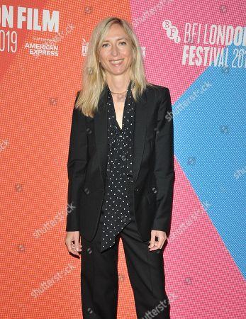 Editorial image of BFI London Film Festival Awards, UK - 12 Oct 2019