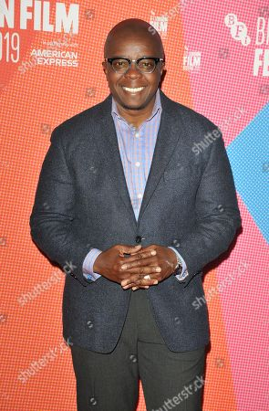 Stock Image of Yance Ford