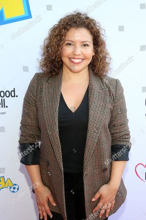 Editorial image of 'La Golda' TV Show season 2 premiere, Los Angeles, USA - 12 Oct 2019