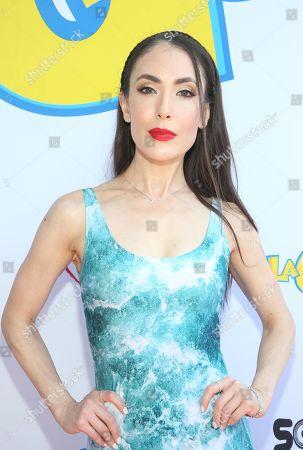 Editorial picture of 'La Golda' TV Show season 2 premiere, Los Angeles, USA - 12 Oct 2019