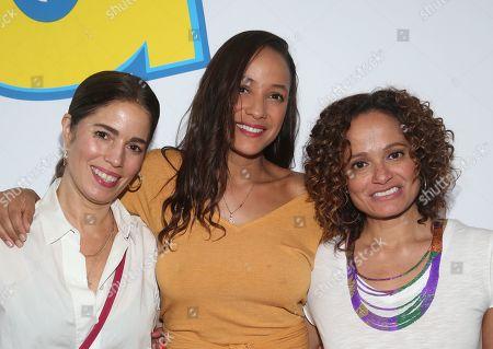 Ana Ortiz, Dania Ramirez, Judy Reyes