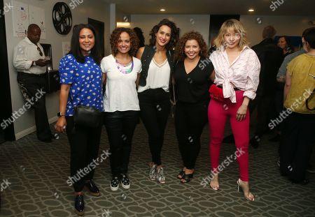 Parminder Nagra, Judy Reyes, Justina Machado, Katherine Castro