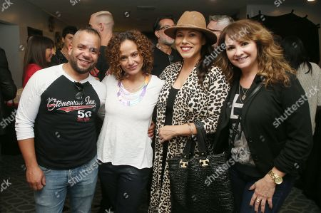 Rafael Soto, Judy Reyes, Romi Dias, Sandra Avila
