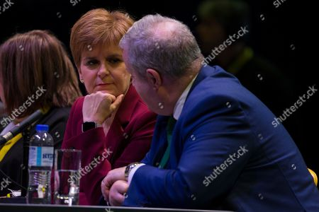 Editorial photo of SNP Annual National Conference 2019 - Day 1, The Event Complex Aberdeen (TECA), Aberdeen, Scotland, UK - 13 Oct 2019