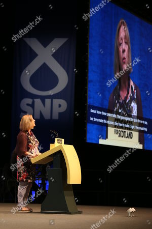 Linda Fabiani, Deputy Presiding Officer of The Scottish Parliament