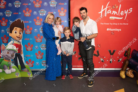 Editorial image of PAW Patrol Little Heroes Paw Awards, London, UK - 13 Oct 2019
