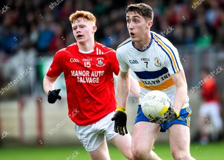 Editorial picture of Tyrone Senior Football Championship Final, Healy Park, Omagh, Co. Tyrone, UK  - 13 Oct 2019