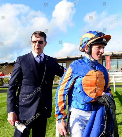 Curragh. FANCY BLUE and Seamie Heffernan won for trainer Aidan O'Brien.