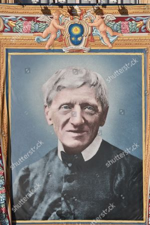 Stock Photo of Blessed John Henry Newman (1801-1890), Founder of the Oratory of Saint Philip Neri in England