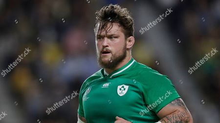 Editorial picture of Rugby WCup Ireland Samoa, Fukuoka, Japan - 12 Oct 2019