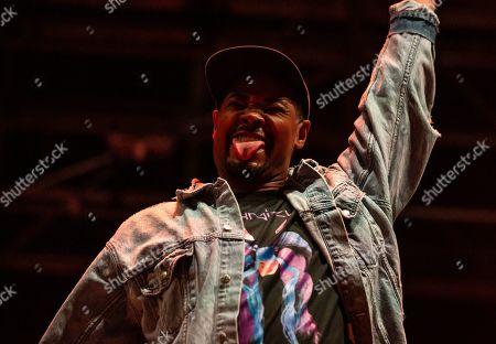 Editorial photo of Afropunk Atlanta, Georgia, USA - 12 Oct 2019