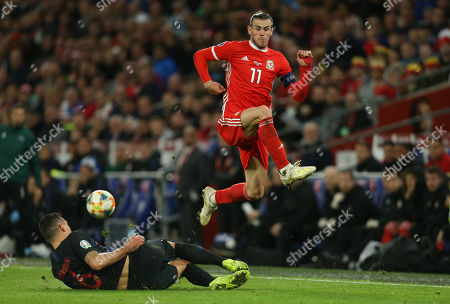 Editorial picture of Wales v Croatia, UEFA Euro 2020 Qualifier - 13 Oct 2019