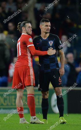 Editorial image of Wales vs Croatia, Cardiff, United Kingdom - 13 Oct 2019