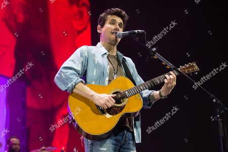 Stock Picture of John Mayer