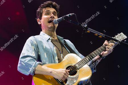 Stock Image of John Mayer