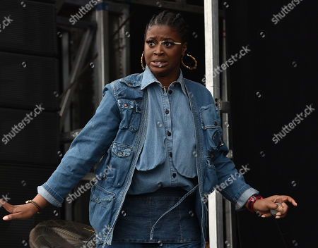 Stock Picture of Tierra Whack
