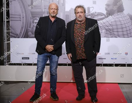 Editorial image of Opening Ceremony, Lumiere Film Festival, Lyon, France - 12 Oct 2019