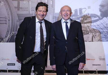 Laurent Gerra, Gerard Collomb