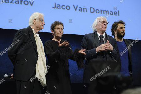 Bertrand Tavernier, Frances McDormand, Donald Sutherland