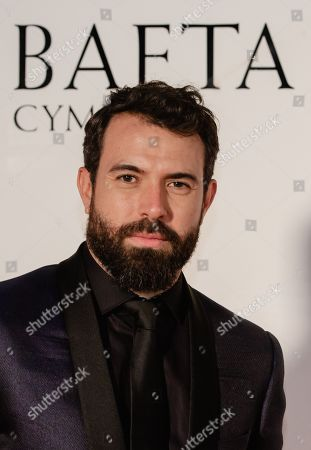 Stock Picture of Tom Cullen