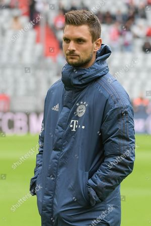 goalkeeper Sven Ulreich (FC Bayern Muenchen #26), FC Bayern Muenchen - TSG 1899 Hoffenheim, Football, 1.Bundesliga, 05.10.2019, DFL REGULATIONS PROHIBIT ANY USE OF PHOTOGRAPHS AS IMAGE SEQUENCES AND/OR QUASI-VIDEO