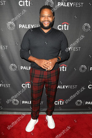 "Editorial photo of PaleyFest NY Presents - ""Black-ish"", New York, USA - 13 Oct 2019"