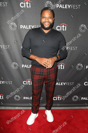 "Editorial image of PaleyFest NY Presents - ""Black-ish"", New York, USA - 13 Oct 2019"