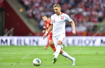 Jan Bednarek of Poland