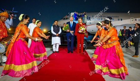 Editorial picture of Dutch Royals State visit to India - 13 Oct 2019