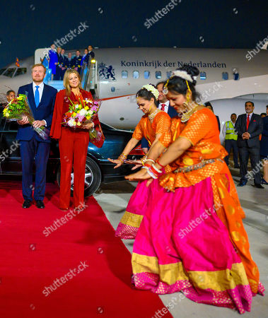 Editorial image of Dutch Royals State visit to India - 13 Oct 2019