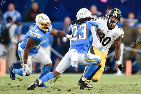 Editorial picture of Steelers Chargers Football, Carson, USA - 13 Oct 2019