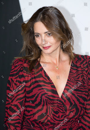 Editorial picture of Tacha Beauty 25th Anniversary photocall, Madrid, Spain - 11 Oct 2019
