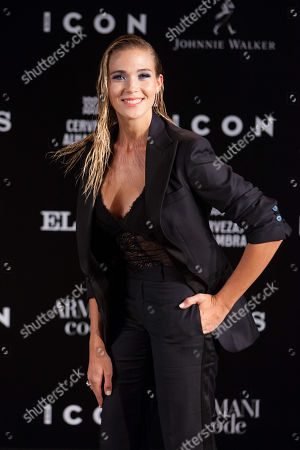 Editorial picture of ICON Awards, Arrivals, Madrid, Spain - 09 Oct 2019