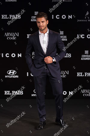 Editorial image of ICON Awards, Arrivals, Madrid, Spain - 09 Oct 2019