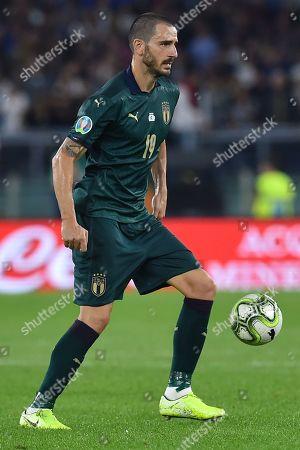 Stock Picture of Leonardo Bonucci