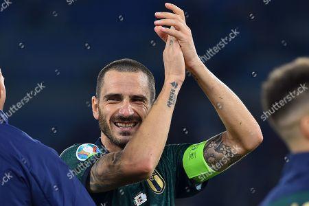 Editorial photo of Italy v Greece, UEFA Euro 2020 Qualifying Group J, Football, Stadio Olimpico, Rome, Italy - 12 Oct 2019